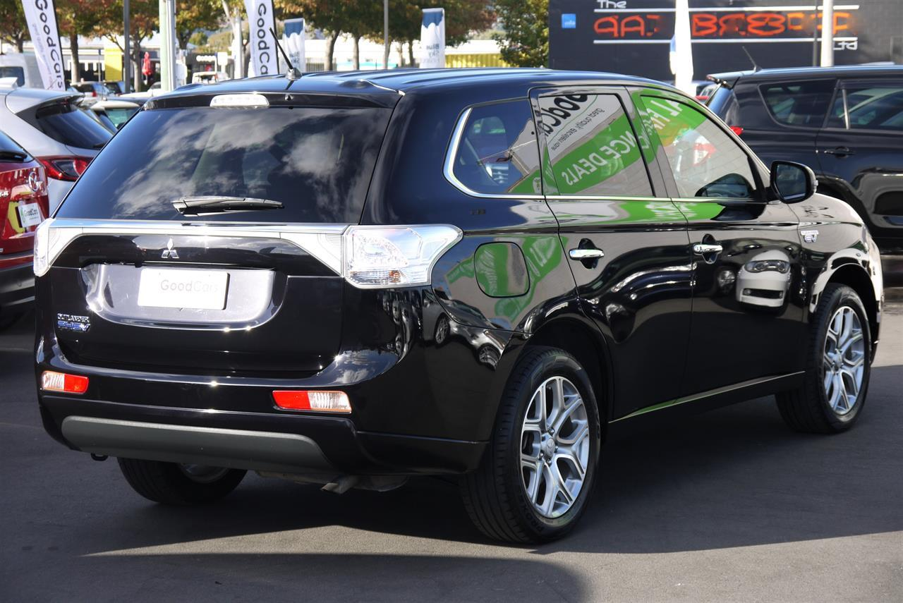 image-2, 2013 Mitsubishi OUTLANDER PHEV G AWD CRUISE at Christchurch