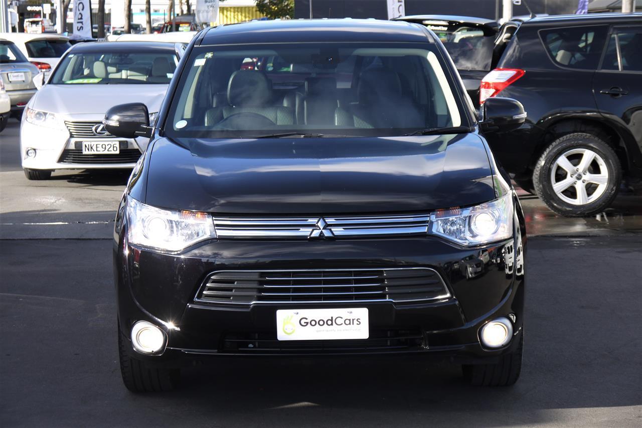image-7, 2013 Mitsubishi OUTLANDER PHEV G AWD CRUISE at Christchurch