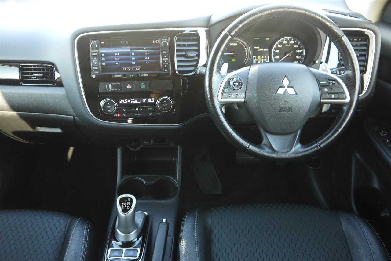 image-17, 2013 Mitsubishi OUTLANDER PHEV G AWD CRUISE at Christchurch