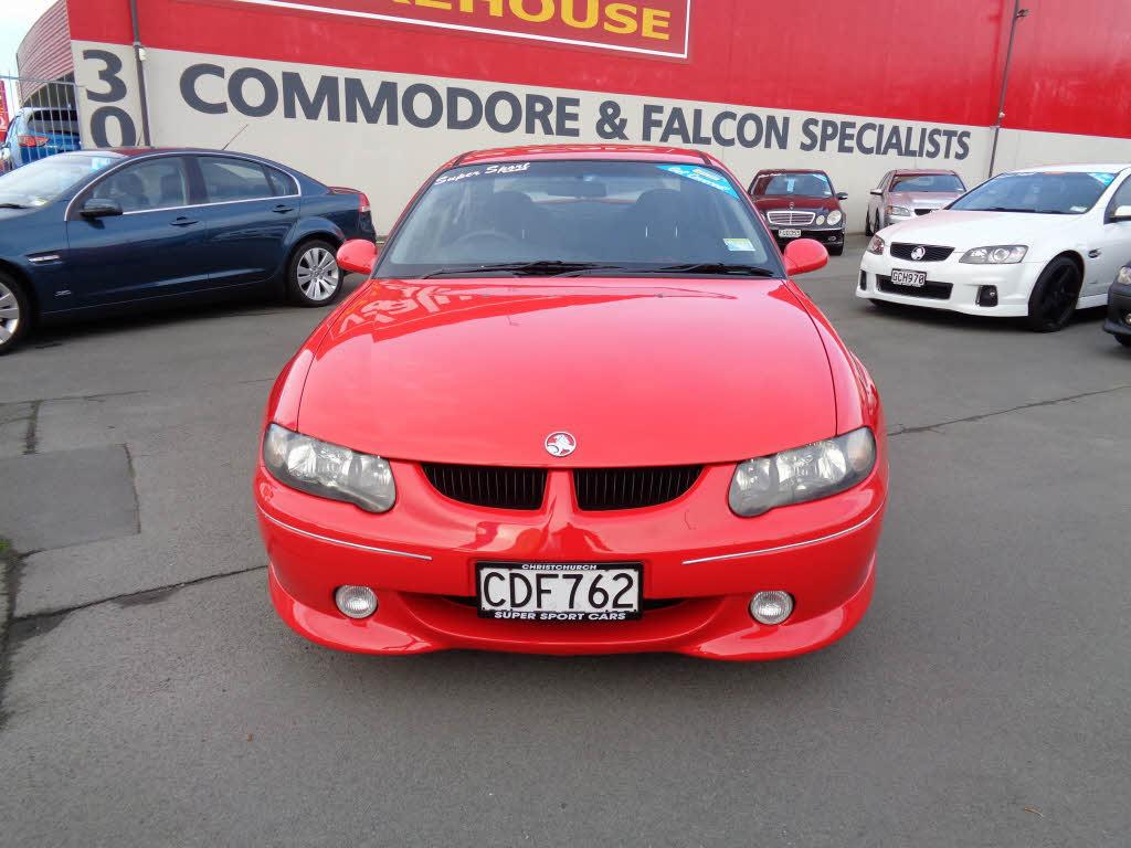 2002 HOLDEN Commodore VX SS for sale in Christchurch