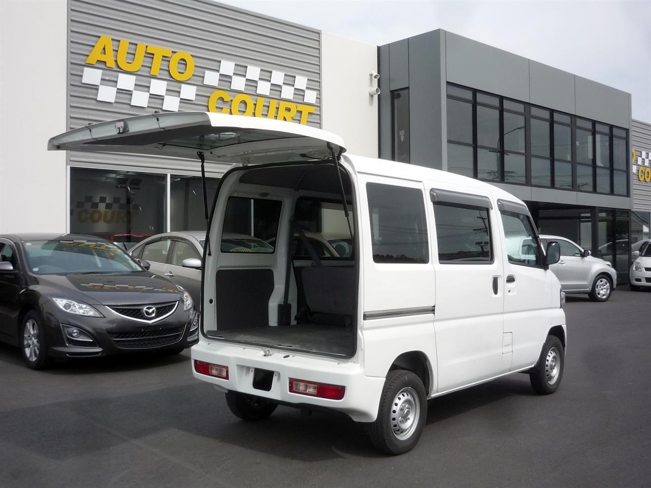 image-11, 2013 Mitsubishi MiniCab MiEV Electric Van at Dunedin