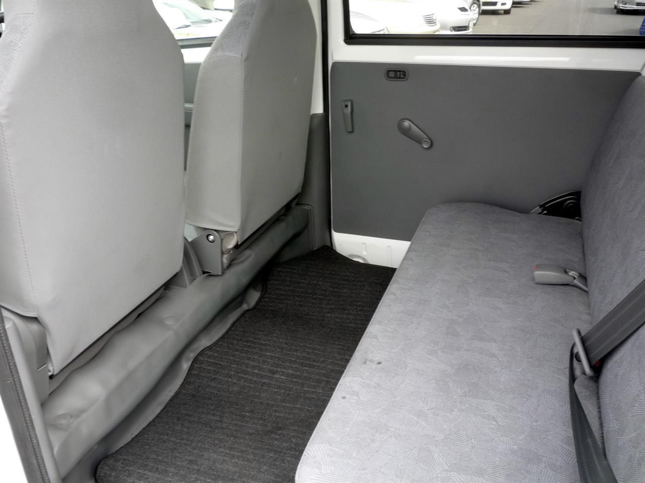 image-5, 2013 Mitsubishi MiniCab MiEV Electric Van at Dunedin