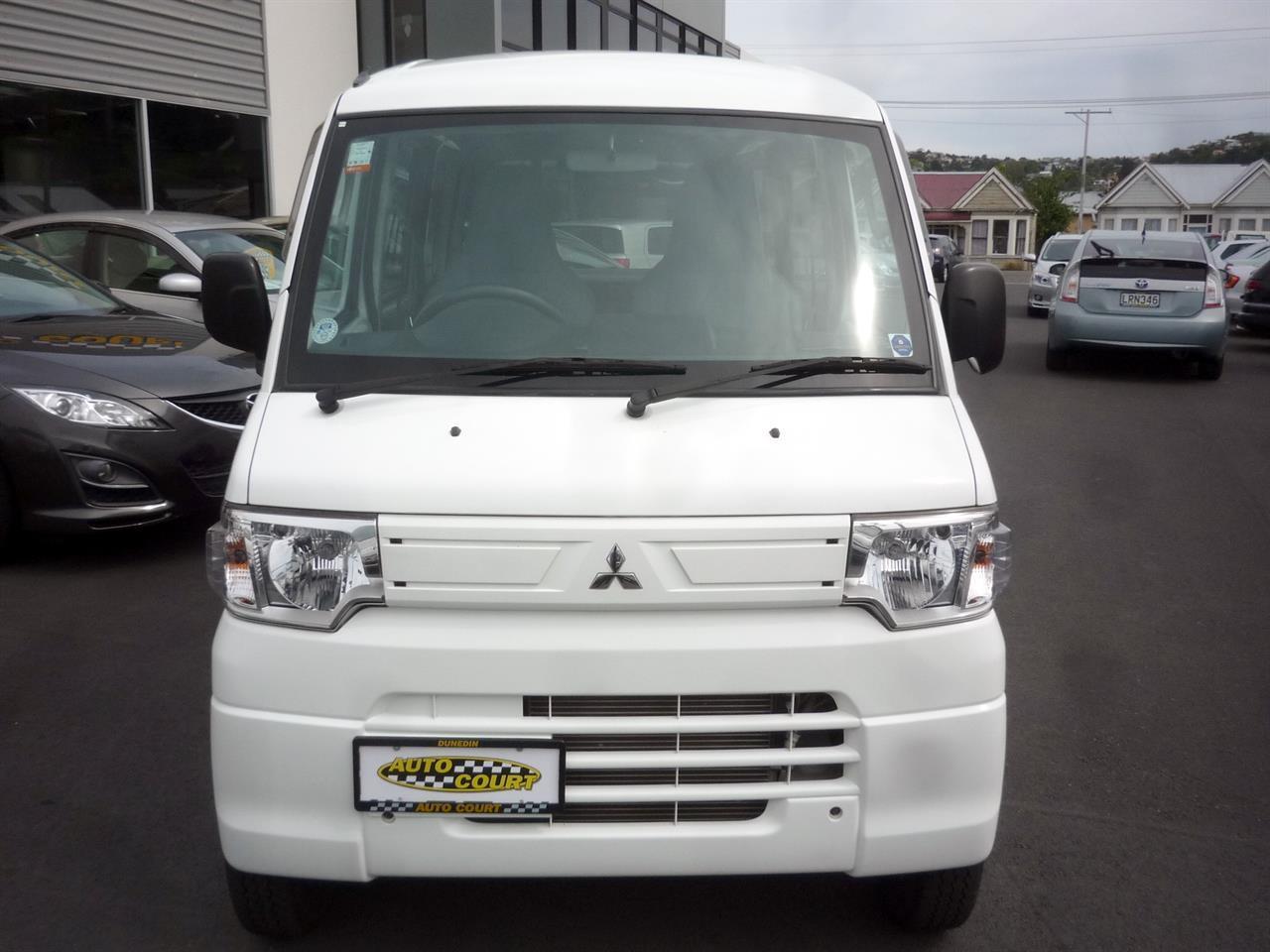 image-8, 2013 Mitsubishi MiniCab MiEV Electric Van at Dunedin