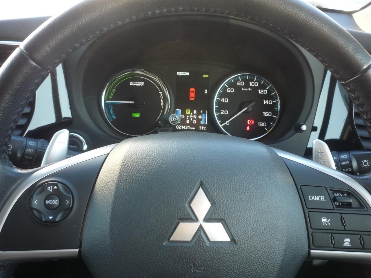 image-3, 2015 Mitsubishi Outlander PHEV G 4WD at Dunedin