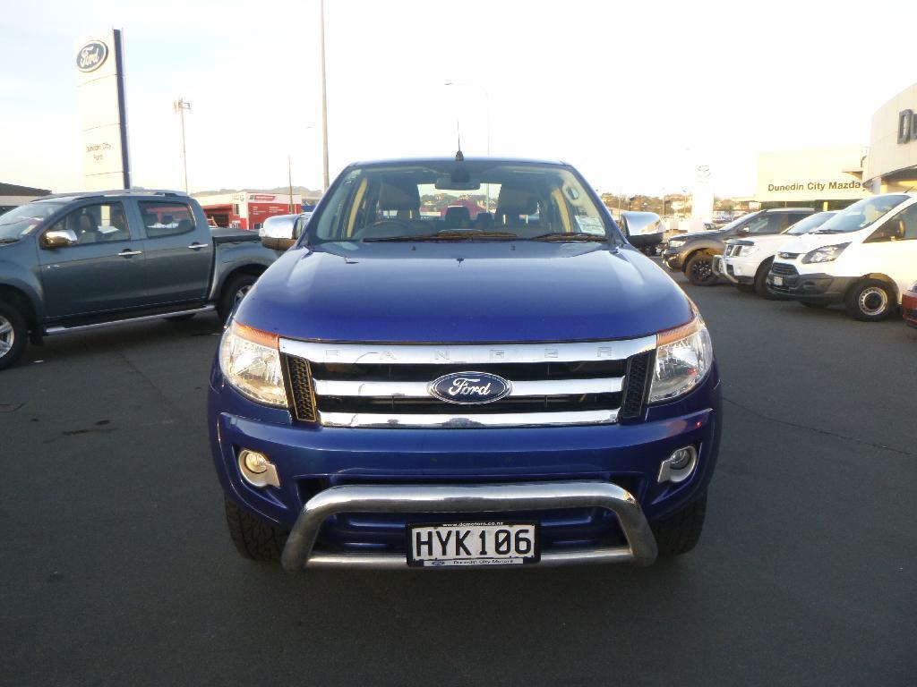 image-4, 2015 Ford RANGER XLT 4x2 D/Cab 3. Auto at Dunedin
