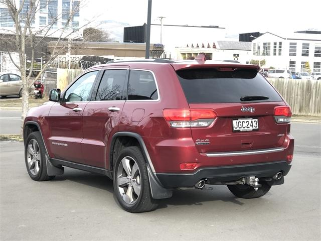 image-1, 2015 Jeep Grand Cherokee Limited 3.0Lt Diesel at Christchurch
