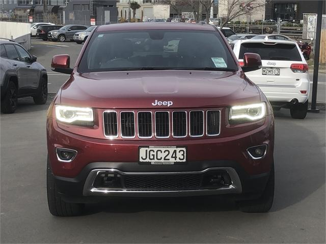 image-5, 2015 Jeep Grand Cherokee Limited 3.0Lt Diesel at Christchurch
