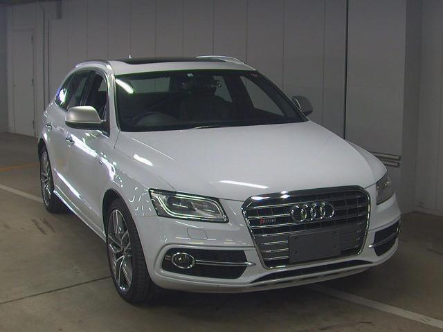 image-0, 2014 Audi SQ5 Quattro V6 Supercharged at Christchurch