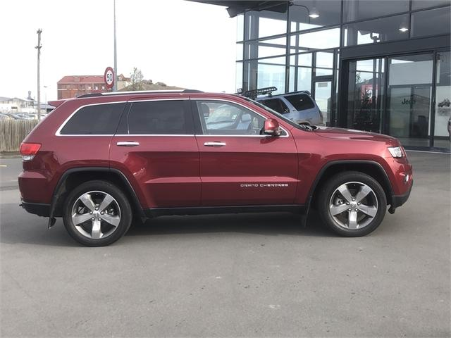 image-3, 2015 Jeep Grand Cherokee Limited 3.0Lt Diesel at Christchurch