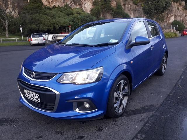 image-8, 2018 Holden Barina LT Hatch 1.6L Auto at Dunedin