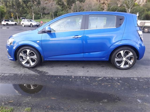 image-7, 2018 Holden Barina LT Hatch 1.6L Auto at Dunedin