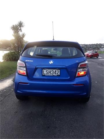 image-5, 2018 Holden Barina LT Hatch 1.6L Auto at Dunedin