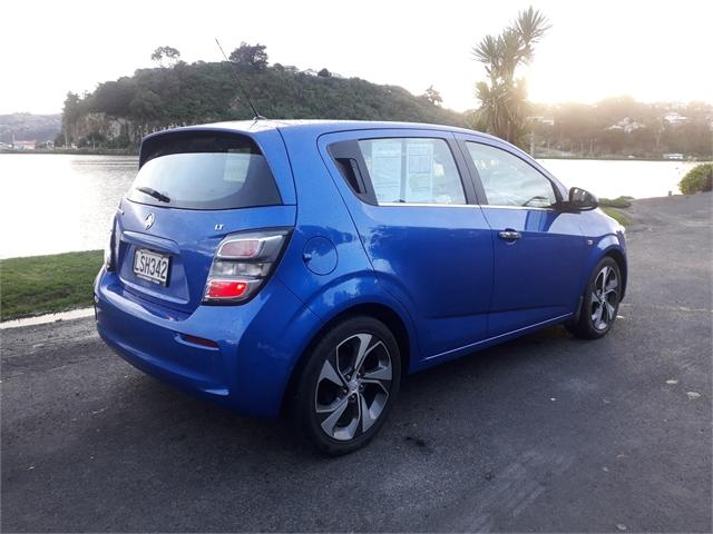 image-4, 2018 Holden Barina LT Hatch 1.6L Auto at Dunedin