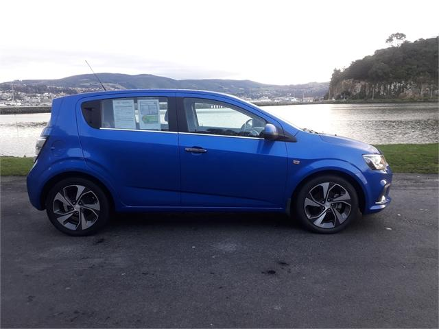image-3, 2018 Holden Barina LT Hatch 1.6L Auto at Dunedin