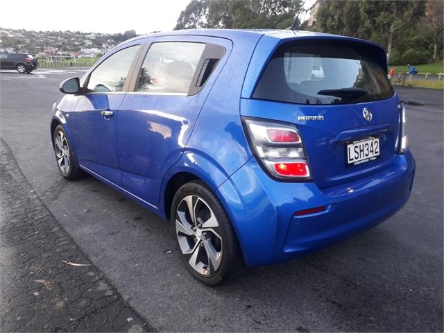 image-6, 2018 Holden Barina LT Hatch 1.6L Auto at Dunedin