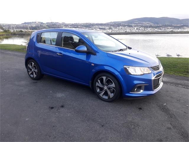 image-0, 2018 Holden Barina LT Hatch 1.6L Auto at Dunedin