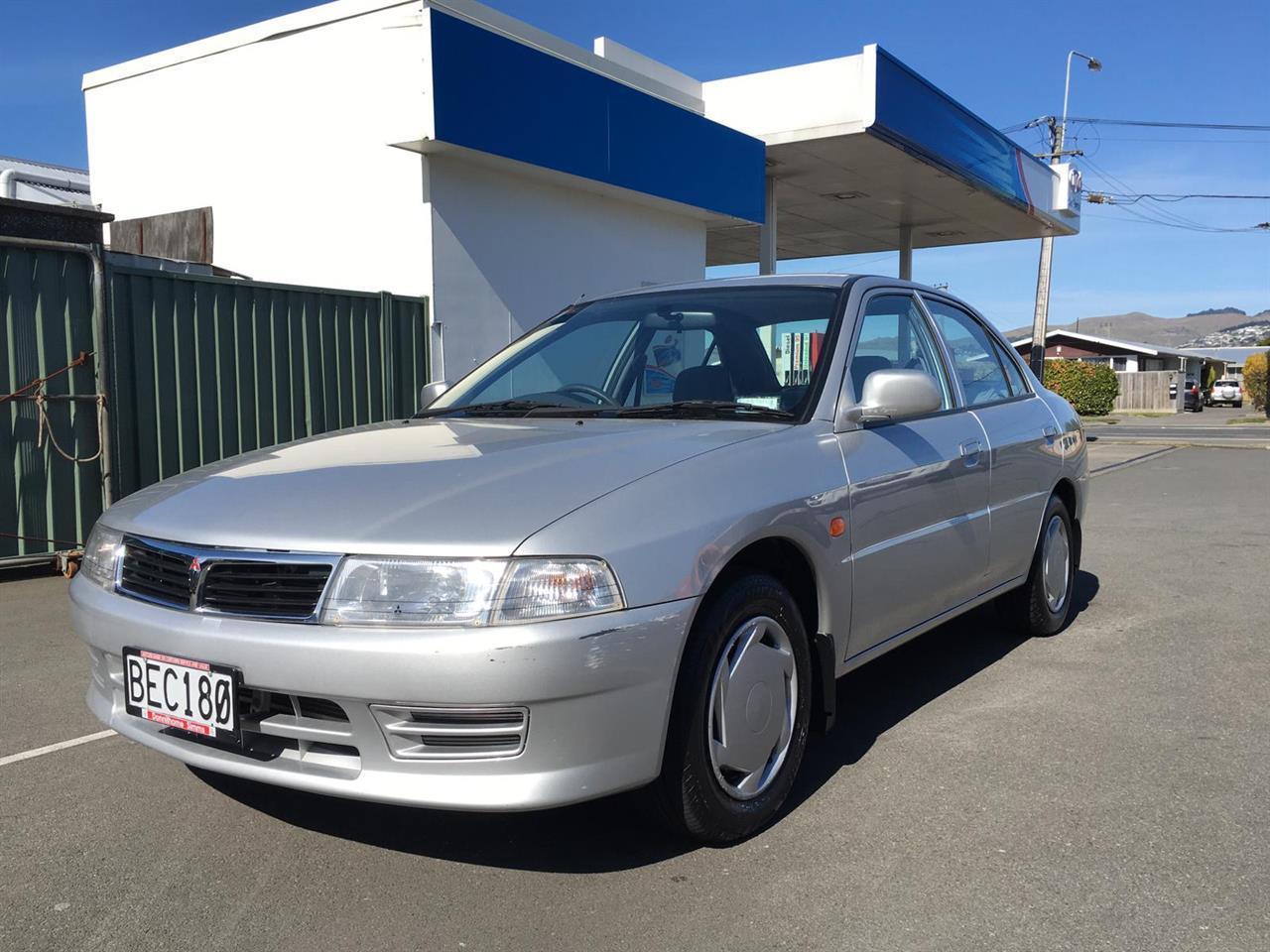 image-16, 2003 Mitsubishi LANCER at Christchurch