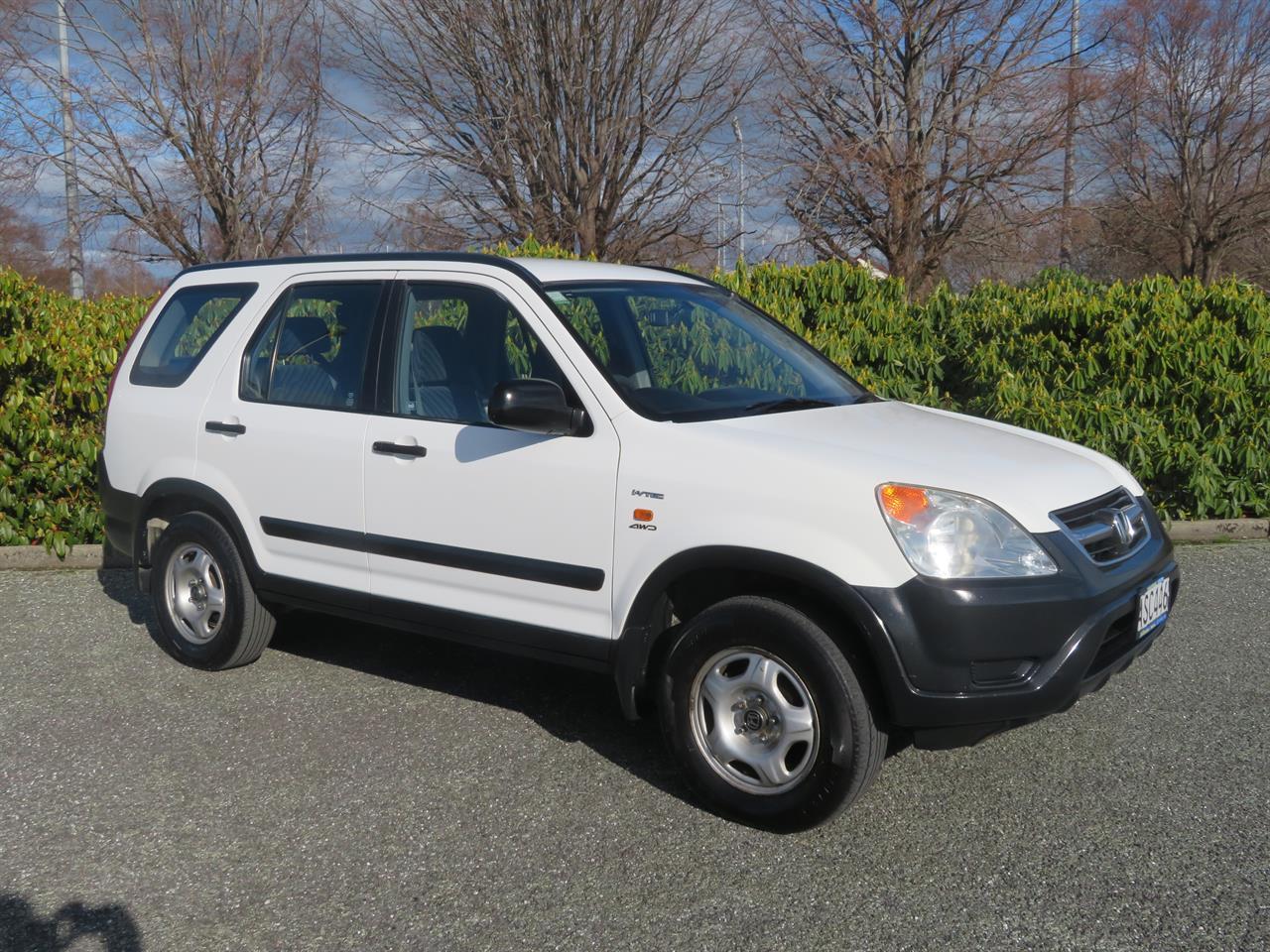image-0, 2002 Honda CR-V AWD at Gore