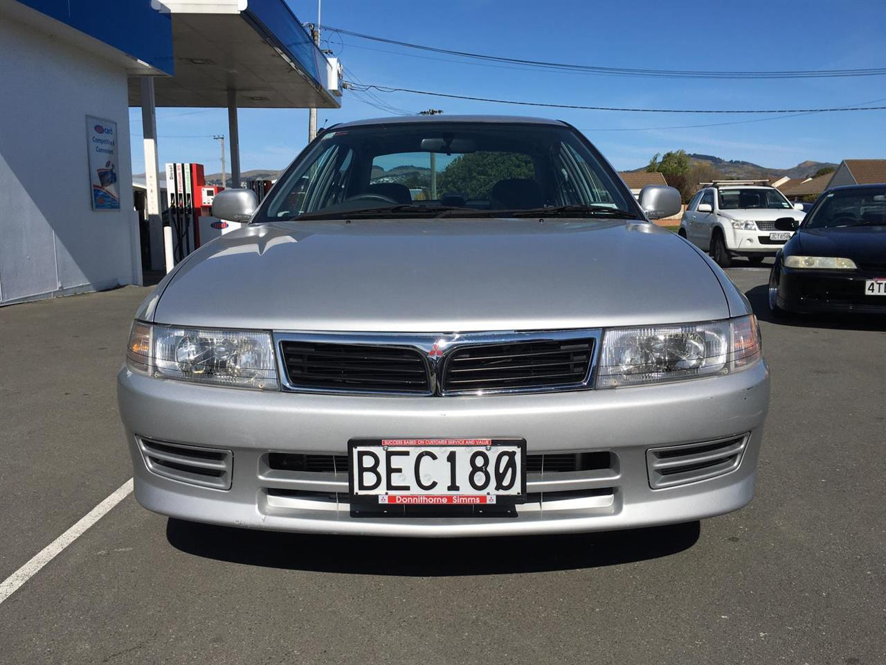 image-5, 2003 Mitsubishi LANCER at Christchurch