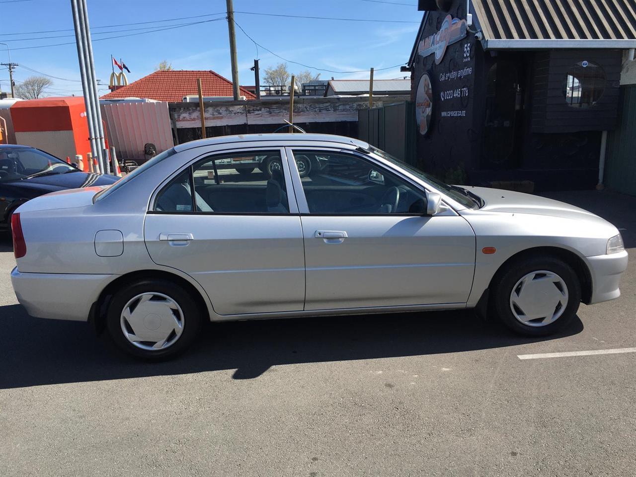 image-1, 2003 Mitsubishi LANCER at Christchurch