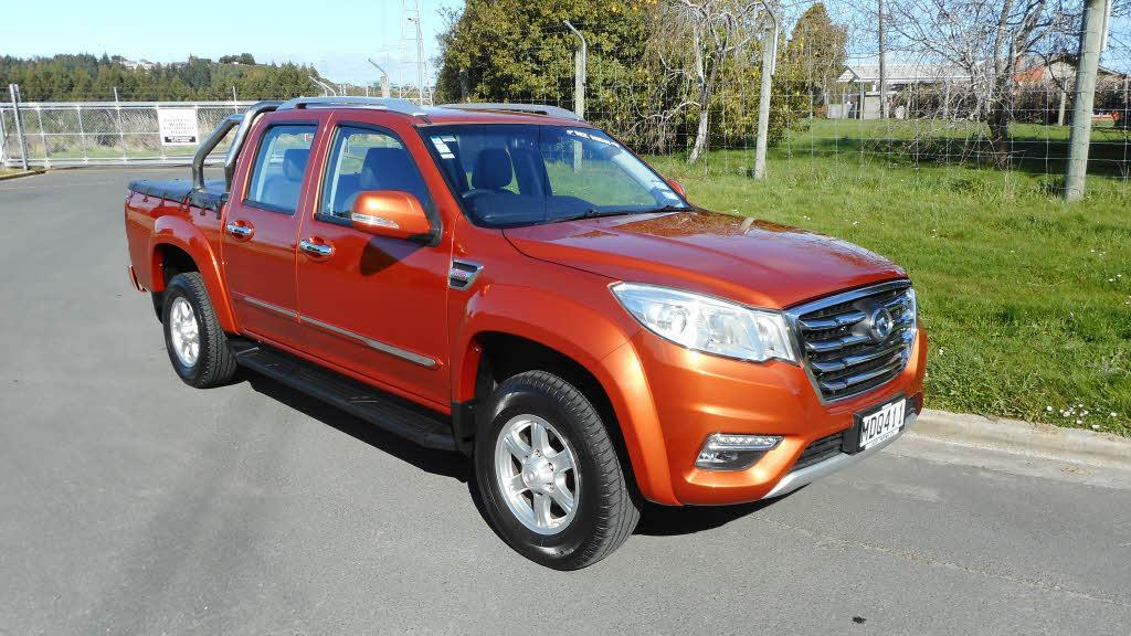 image-1, 2019 GreatWall Steed 2.0D/6MT at Dunedin