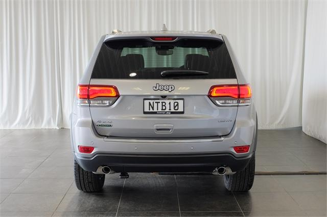 image-3, 2021 Jeep Grand Cherokee Limited 3.0L Diesel at Dunedin