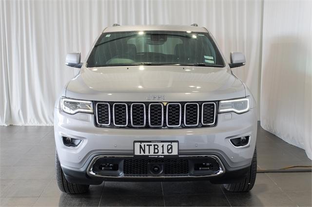 image-1, 2021 Jeep Grand Cherokee Limited 3.0L Diesel at Dunedin