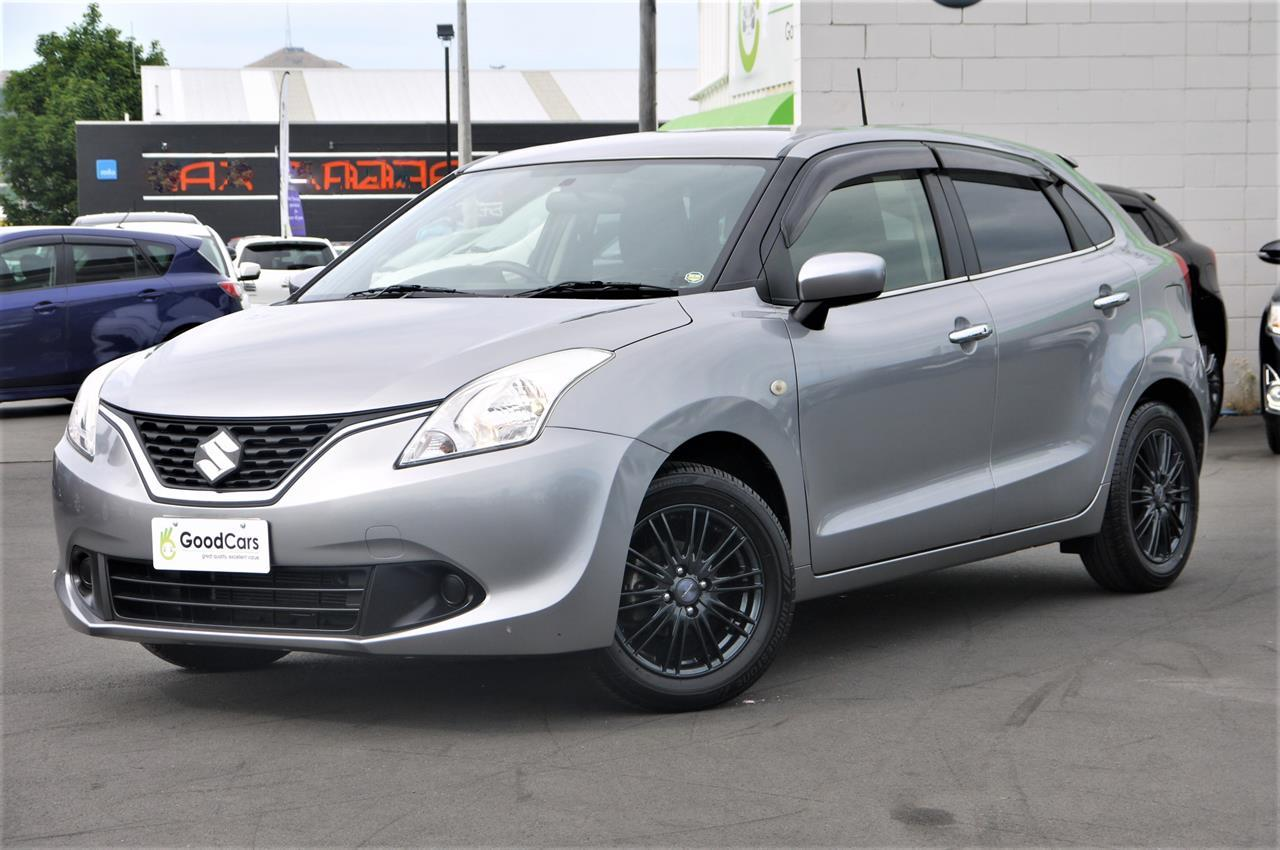 image-7, 2016 Suzuki BALENO XG at Christchurch