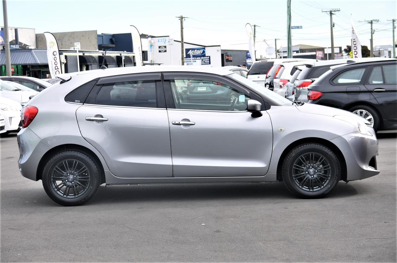 image-1, 2016 Suzuki BALENO XG at Christchurch