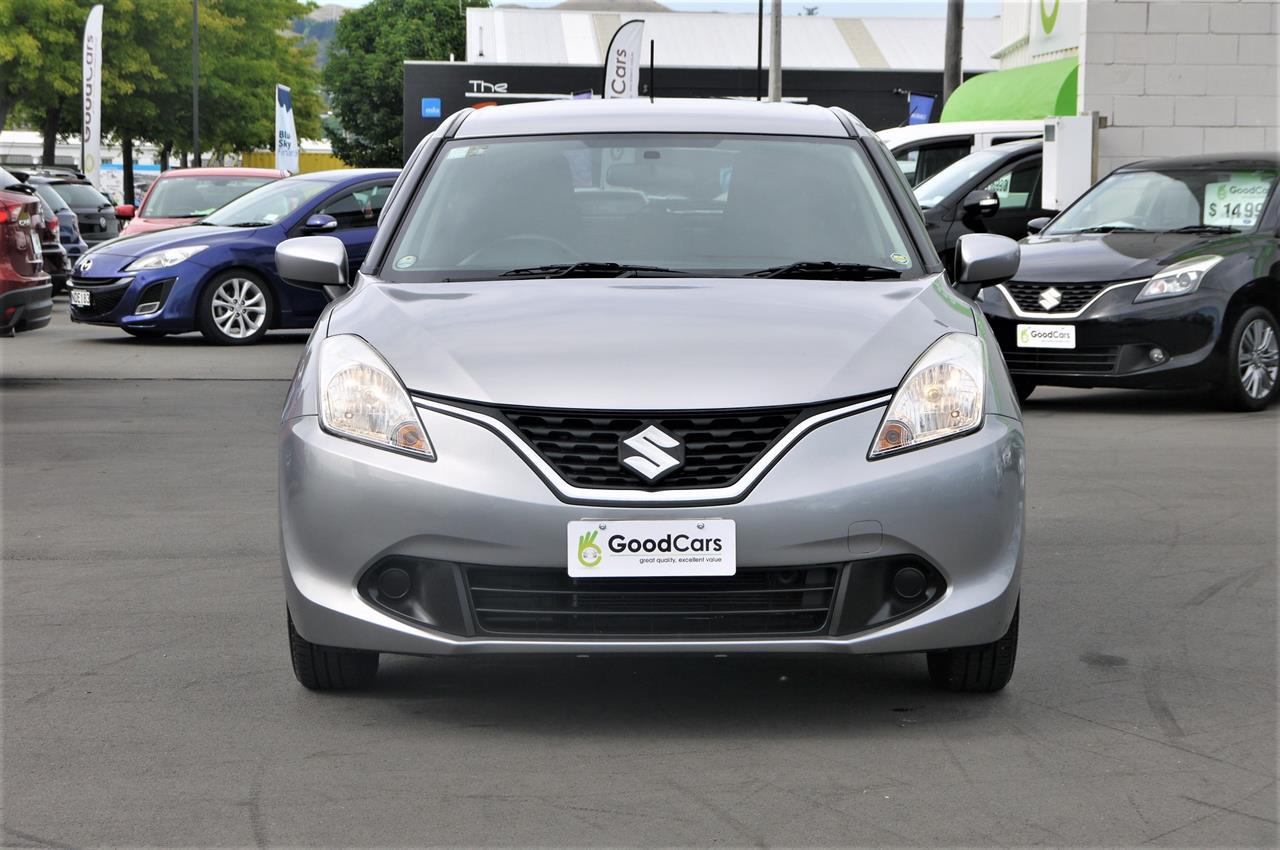 image-8, 2016 Suzuki BALENO XG at Christchurch