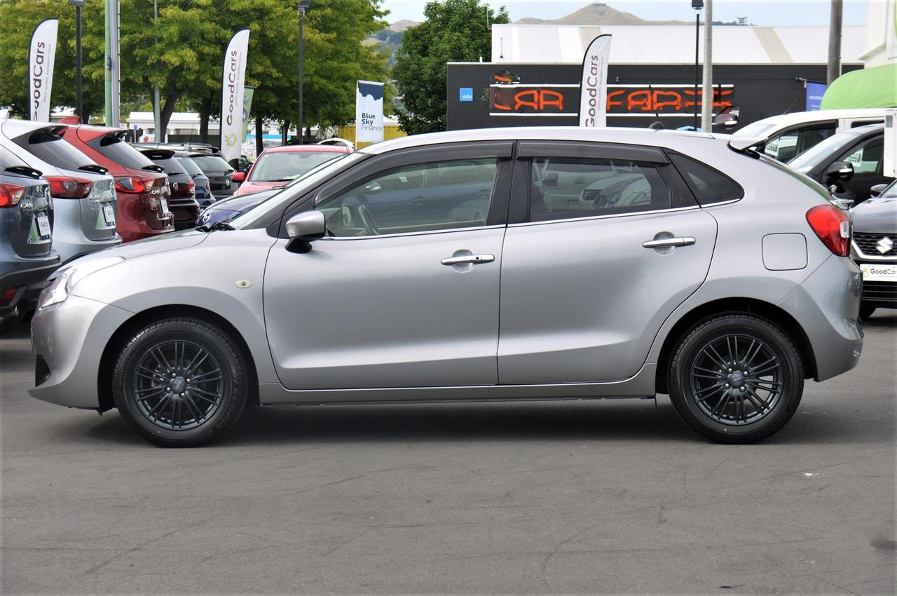 image-6, 2016 Suzuki BALENO XG at Christchurch