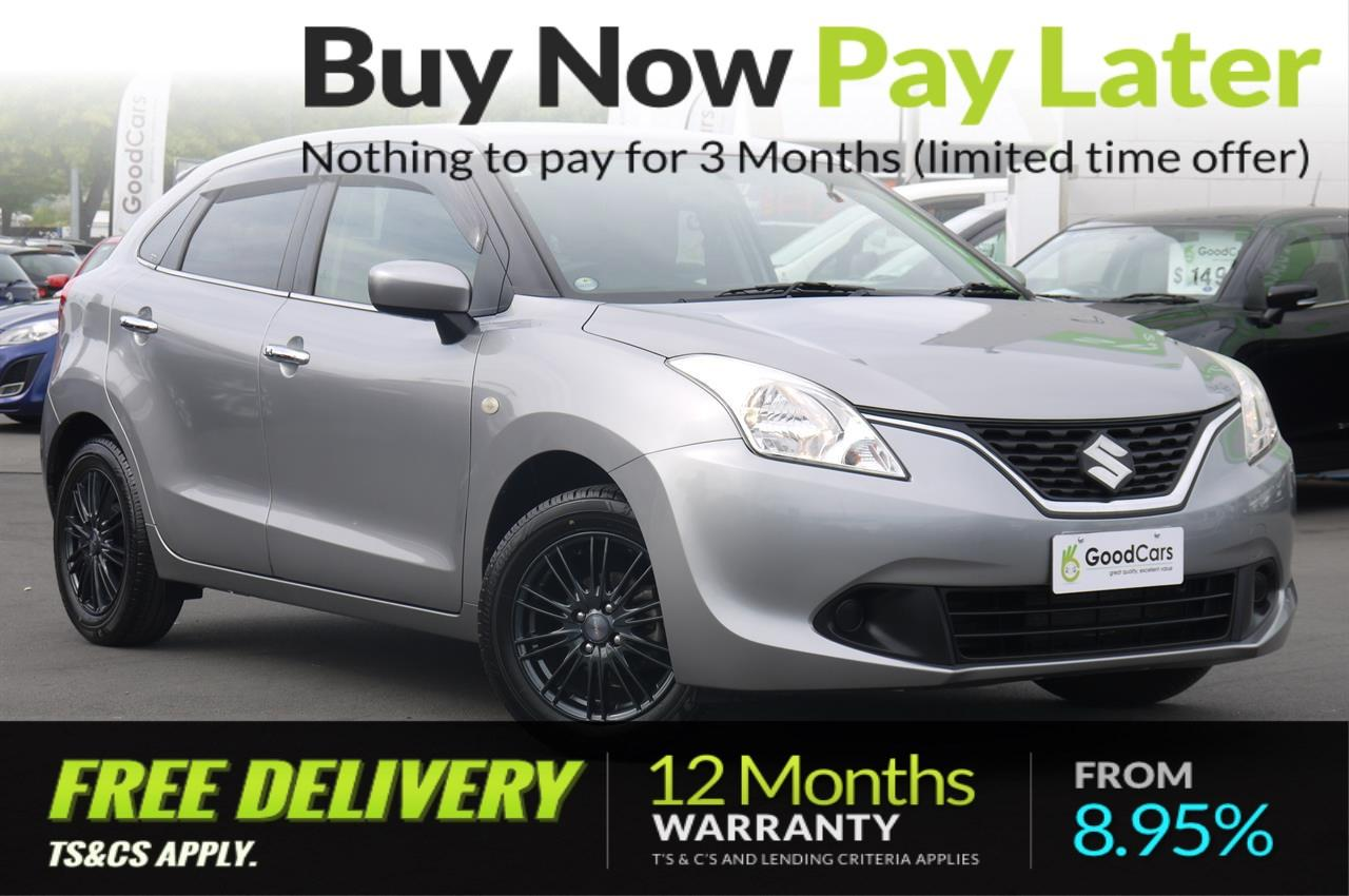 image-0, 2016 Suzuki BALENO XG at Christchurch
