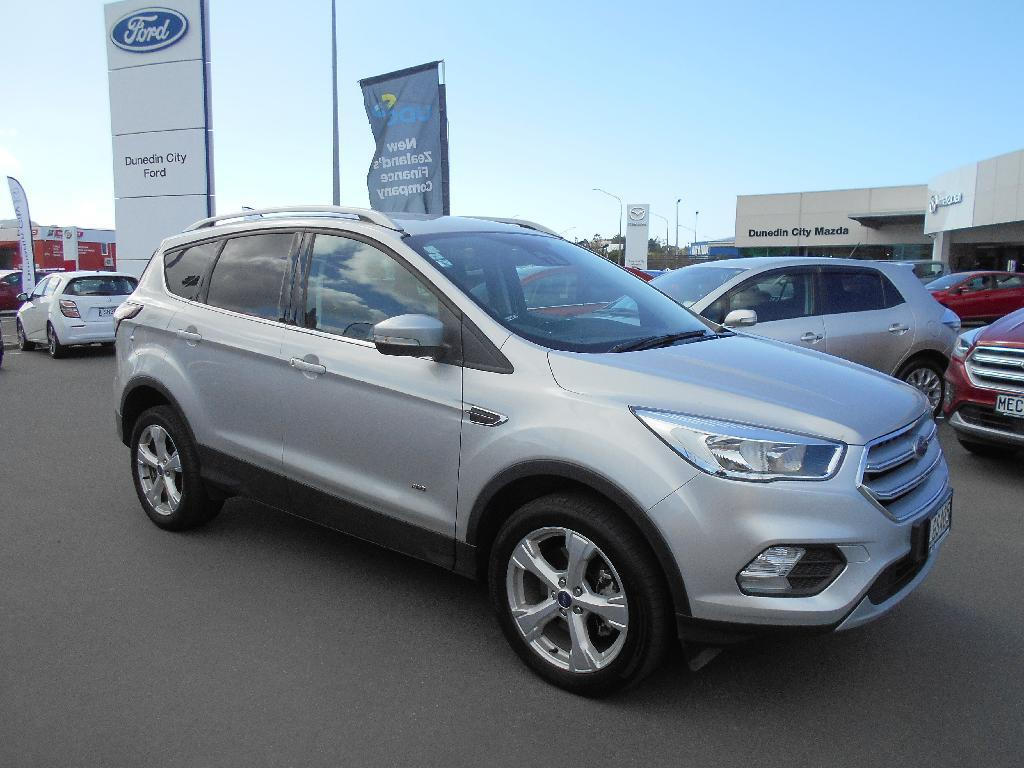 image-0, 2018 Ford ESCAPE TREND AWD PETROL 2.0 at Dunedin