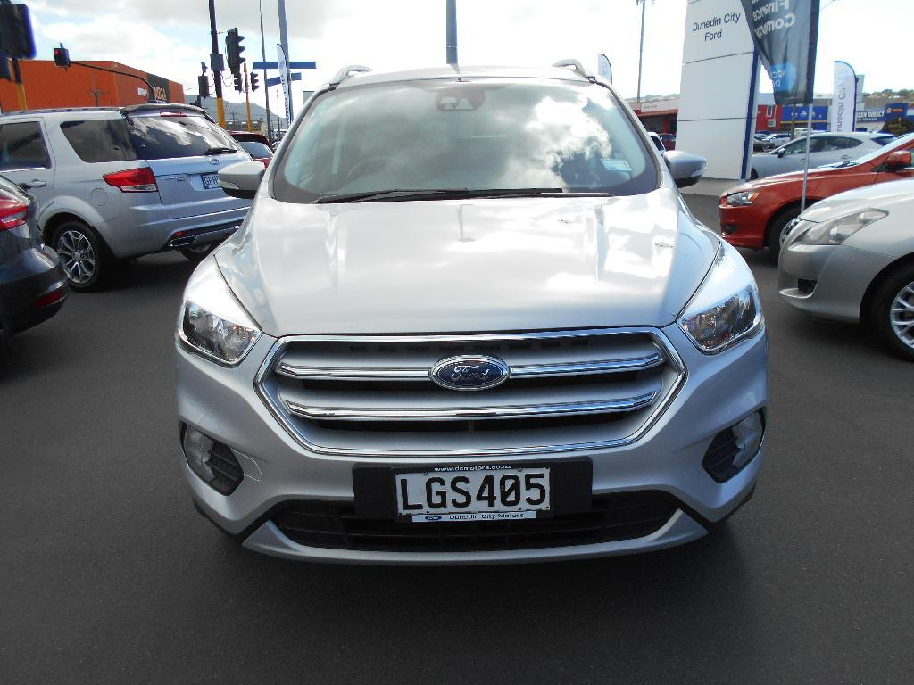 image-1, 2018 Ford ESCAPE TREND AWD PETROL 2.0 at Dunedin