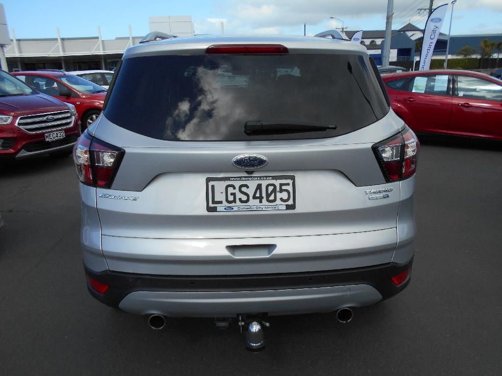 image-4, 2018 Ford ESCAPE TREND AWD PETROL 2.0 at Dunedin