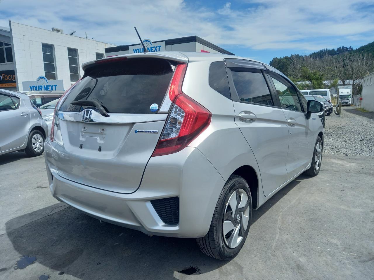 image-4, 2015 Honda Fit Hybrid No Deposit Finance at Dunedin