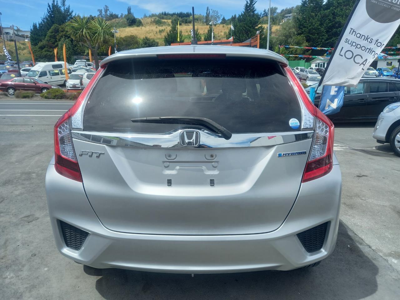 image-7, 2015 Honda Fit Hybrid No Deposit Finance at Dunedin