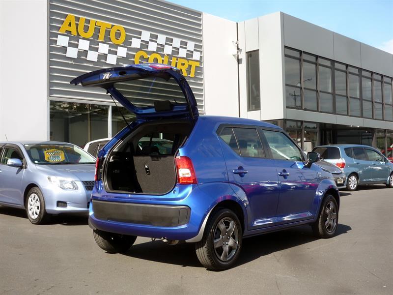 image-13, 2016 SUZUKI IGNIS Hybrid at Dunedin