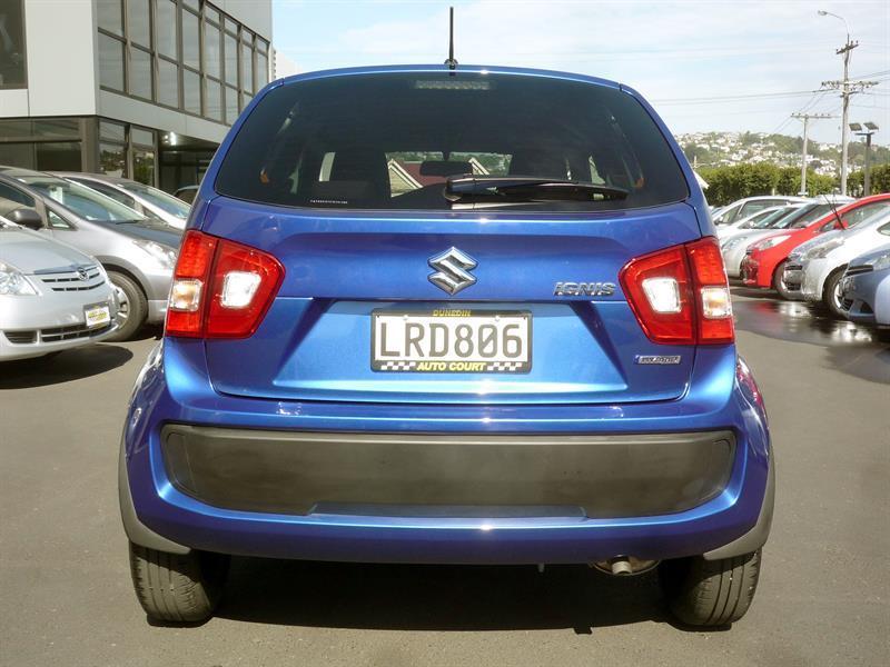 image-16, 2016 SUZUKI IGNIS Hybrid at Dunedin