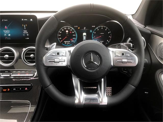 image-8, 2021 MercedesBenz GLC 43 Coupe 4MATIC Facelift at Christchurch