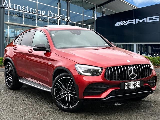 image-0, 2021 MercedesBenz GLC 43 Coupe 4MATIC Facelift at Christchurch