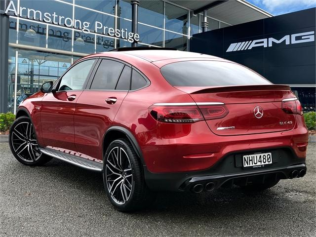 image-1, 2021 MercedesBenz GLC 43 Coupe 4MATIC Facelift at Christchurch