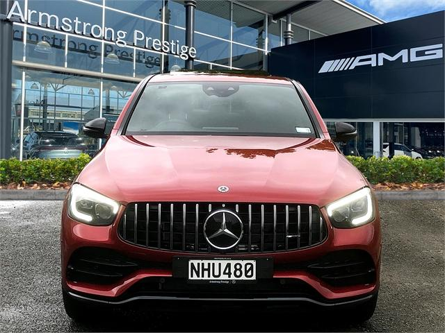 image-5, 2021 MercedesBenz GLC 43 Coupe 4MATIC Facelift at Christchurch