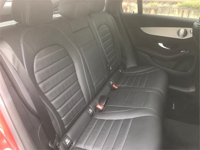 image-11, 2021 MercedesBenz GLC 43 Coupe 4MATIC Facelift at Christchurch