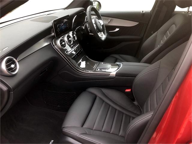 image-7, 2021 MercedesBenz GLC 43 Coupe 4MATIC Facelift at Christchurch