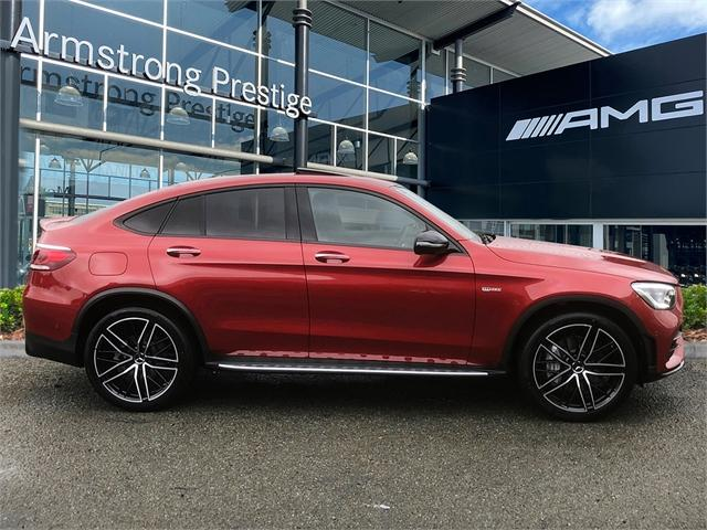 image-3, 2021 MercedesBenz GLC 43 Coupe 4MATIC Facelift at Christchurch