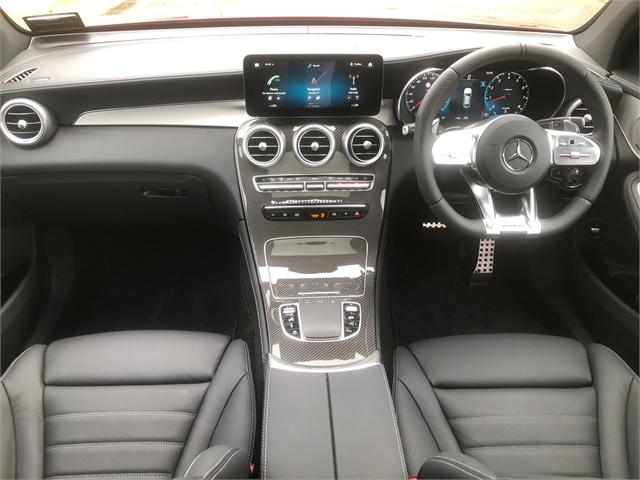 image-9, 2021 MercedesBenz GLC 43 Coupe 4MATIC Facelift at Christchurch