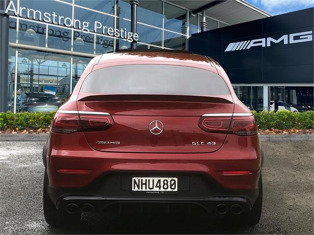 image-6, 2021 MercedesBenz GLC 43 Coupe 4MATIC Facelift at Christchurch