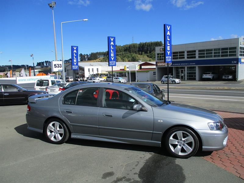 image-2, 2006 FORD FALCON BF FALCON XR6 A at Dunedin