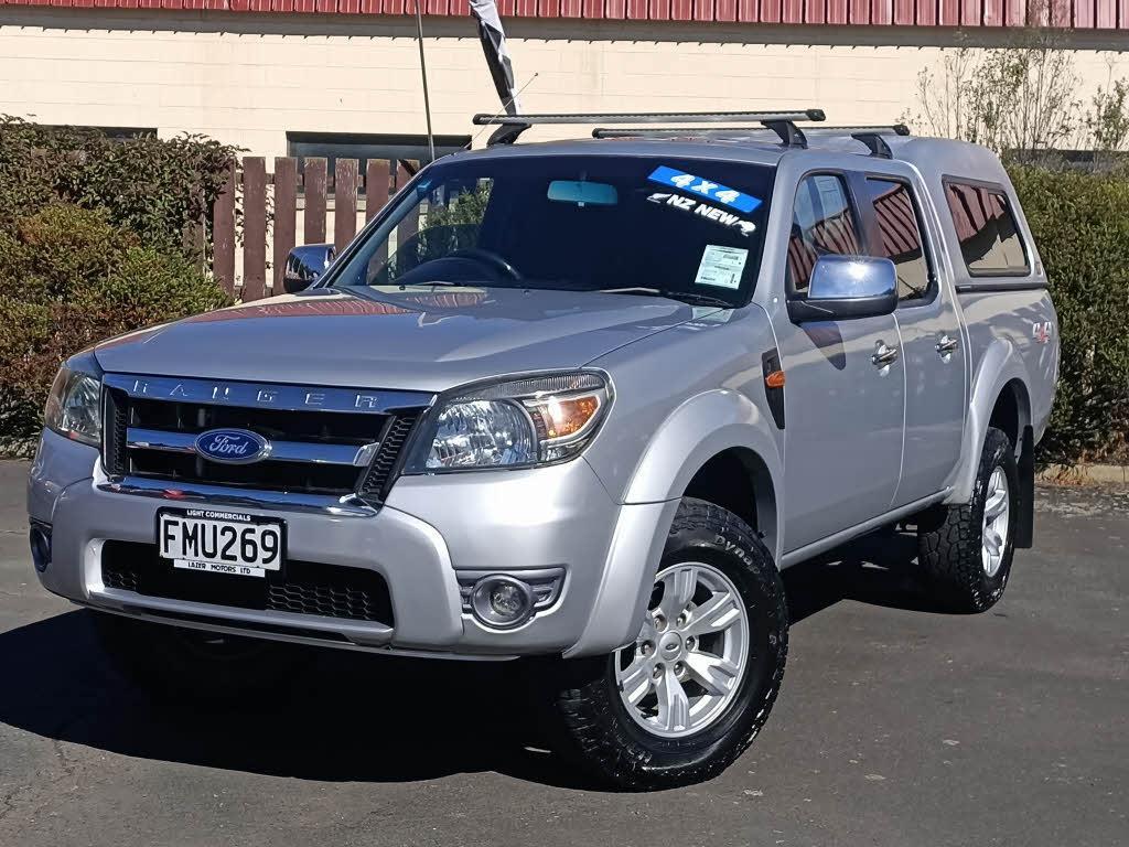 image-0, 2010 Ford Ranger 3.0TD XLT DC W/S 4X4 TD XLT DC W/ at Dunedin